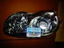 Фара левая под корректор Hyundai Sonata 921013D010