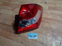 Фонарь наружний правый Renault Megane SDN 02- 8200142681