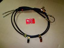 Трос ручника Hafei Brio AB35080002