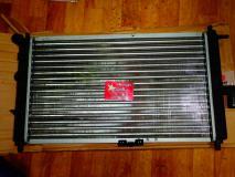 Радиатор двигателя Chery QQ 1,1L S11-1301110