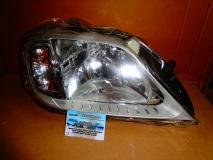 Фара передняя правая под корректор (хром. ободок) Renault Logan 2008- 676512.070