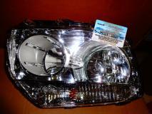 Фара правая хром Renault Duster 260600067R