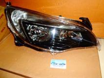 Фара правая черная Opel Astra J 1216220