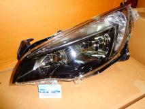Фара левая черная Opel Astra J 1216219