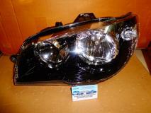 Фара левая черная механика Fiat Albea 1MM0311100