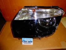 Фара левая черная Renault Duster 260609877R