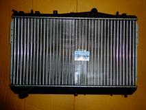 Радиатор охлаждения Chevrolet Lacetti (механика) 96553378