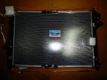 Радиатор охлаждения Chevrolet Aveo 1.2L 16V (механика) после 2008 года 95227749 95227751