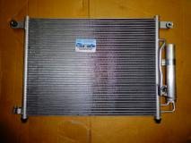 Радиатор кондиционера Chevrolet Aveo 04- 1,4 (механика) 96469289
