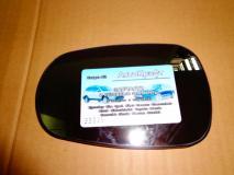 Элемент зеркальный левый Renault Logan c 2005- 255054-СH