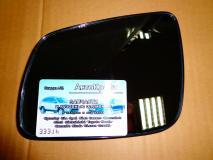 Элемент зеркальный левый с подогревом Mitsubishi Lancer X 7632A633