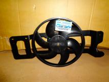 Вентилятор охлаждения радиатора Renault Logan (без ондиционера) до 2008 года 6001550770