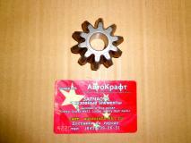 Шестерня сателлита (маленькая) КПП Chery Tiggo, Vortex Tingo  QR523-1701711
