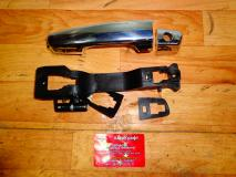 Ручка двери передней левой (хром) Lifan X60 S6105300A2