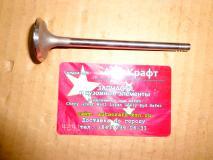 Клапан выпускной Chery QQ6 473H-1007012BA
