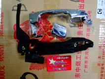 Ручка двери наружная задней правой (хром) Lifan X60 S6205400A2
