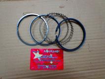 Кольца поршневые (комплект на один поршень) Lifan Solano  LF481Q1-1004200A