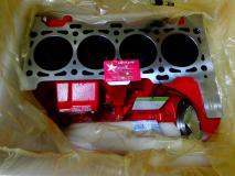Блок цилиндров двигателя Cummins ISF 2.8 5261256 5261257 Газель-Бизнес Камминз 5261257