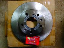 Диск тормозной передний Chery Tiggo, Vortex Tingo T11-3501075