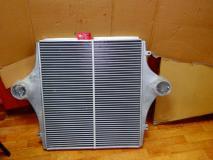 Радиатор интеркуллера SHACMAN WP10 60х650х800 мм DZ95259531502