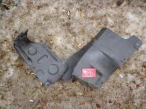 Защита двигателя правая (пластик) Lifan X60 S8402812