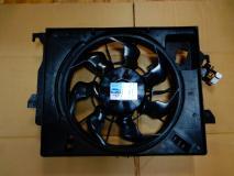 Вентилятор охлаждения Hyundai Solaris