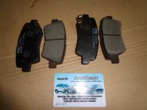 Колодки задние Hyundai Sonata 58302-2EA31