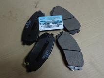 Колодки передние Hyundai I35 - Sangsin 581010ZA00