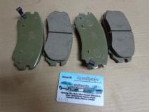 Колодки передние Hyundai Elantra  581012HA10