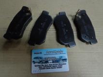 Колодки задние Hyundai Santa Fe 5830226A00
