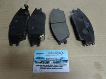 Колодки передние Hyundai Getz 58101-25A00