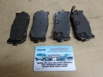 Колодки тормозные задние дисковые Kia Spectra 0K9A02628Z