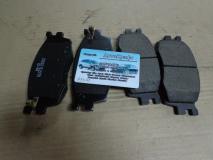 Колодки передние Hyundai Verna  581011GE00
