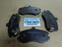 Колодки передние Hyundai Elantra  581012DA50