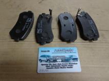 Колодки задние дисковые Kia Cerato 09- Sangsin 58302-1HA00  583021GA00