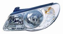 Фара левая механика Hyundai Elantra 2007- 921032H020