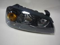 Фара правая черная под корректор Hyundai Elantra 2000- 92102-2D510