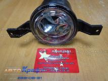 Фара противотуманная левая Geely MK Cross 1017001245