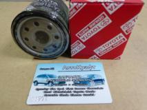 Фильтр масляный Toyota Avensis 1.8L 90915YZZE1