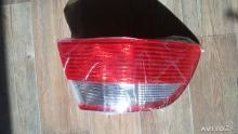 Фонарь задний левый на крыле Fiat Albea 51737722