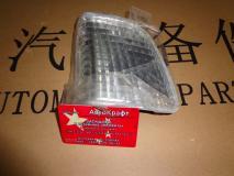 Фонарь освещения номера левый Great Wall Hover 4108110-K00
