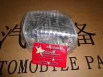 Фонарь освещения номера правый Great Wall Hover 4108120-K00