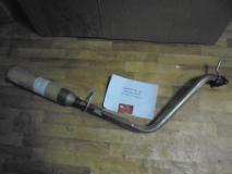 Глушитель передняя часть Chery Indis S18D-1201110