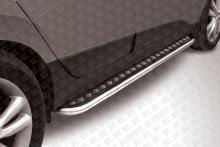 Пороги d57 с листом Hyundai IX35 Hix35-007