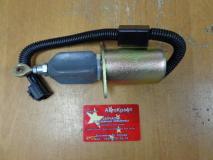 Клапан-отсекатель электромагнитнный (глушилка)DongFeng Евро2  37Z36-56010-A / C3977620 37Z36-56010-A / C3977620