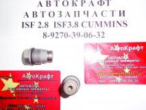 Клапан редукционный сброса давления топлива в рампе Cummins ISF 3.8 L 3974093 1110010028