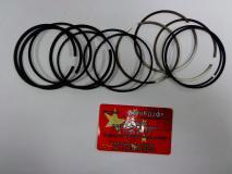 Кольца поршневые STD Chery QQ 0.8 L 372-1DE1004030