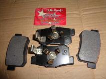 Колодка тормозная задняя Great Wall Hover H6 3502315XKZ16A