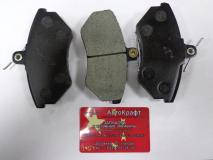 Колодки передние Chery Amulet без ABS A11-3501080