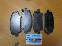 Колодки передние Honda Civic H/B